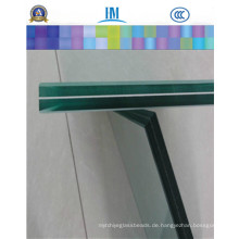 Gehärtetes Verbundglas für das Bauglas