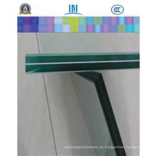 Vidrio laminado templado para vidrio de construcción