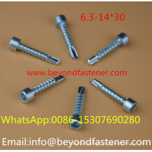 Hex Socket Bolts Hex Socket Self Drilling Screw