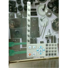 clavier à membrane machine à broder SWF