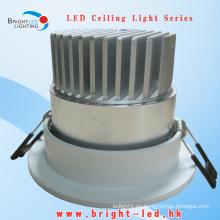 COB LED Downlight techo con CE RoHS & 3 años de garantía