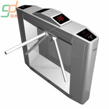 2.0mm Ketebalan 304 Stainless Steel Tripod Turnstile