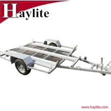 Tie down motorcycle ratchet tyre fix transport strap quad motorbike trailer