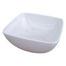 """Mélamine """"Invisible"""" Dessert plat / vaisselle en mélamine de haute qualité"""