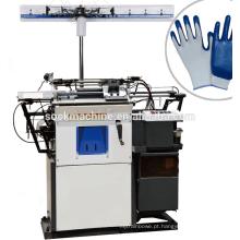 China profissional HX-305 luva preço da máquina de confecção de malhas para fazer luvas de segurança de fábrica de algodão