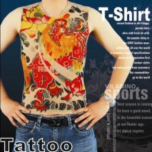 Hot-sell Tattoo tshirt