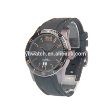 alloy case silicone strap shark sport watches