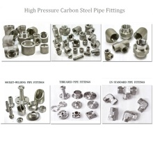 High Pressure Carbon Steel Pipe Fittings