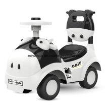 En71 carro de balanço de scooter de plástico para meninas e meninos brinquedo de crianças
