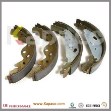 OEM K11151 Kapaco low price brake pads shoe for SATURN SC FMSI S637-1437