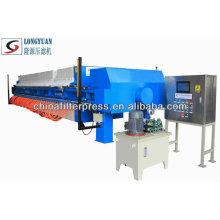 PLC Control Automatic PP Membrane Filter Press
