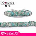 Bulk Pillow Shape Natural Gemstone Jewellery Stone Bead