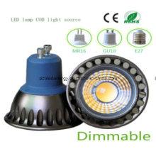 LED de alta Qiality Dimmable 3W COB LED