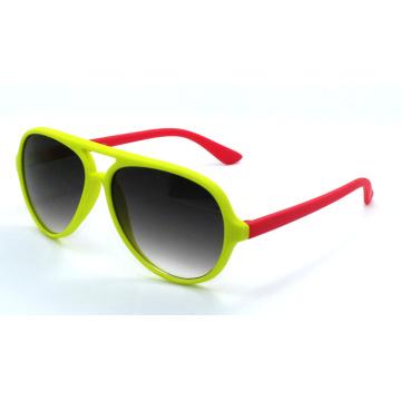 Солнцезащитные очки для детей с качественной модой с цветной рамкой