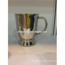 classic ceramic mug with carabiner