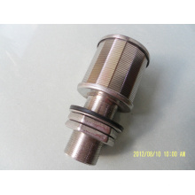 Bounet de válvula de tubo simple / tapa de agua de tubo simple