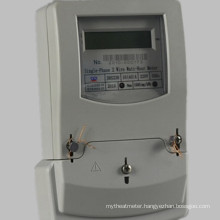 Three Phase Multi-Function PLC Electronic Static Meter