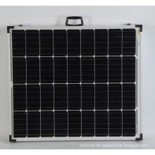 módulo portátil de dobramento módulo portátil fotovoltaico de 200w