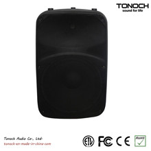 """12 """"caixa de som de alto-falante de PA plástico com Bluetooth"""