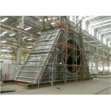 GE Power Plant Equipment Steel Structure