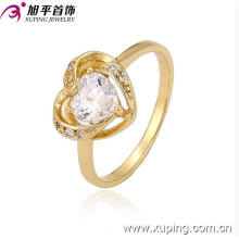 World Sale Xuping Fashion Exquisite Zircon Romantic Ring