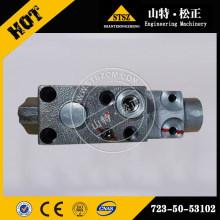 PC130-7 VALVE 723-50-53102
