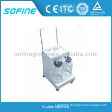 Máquina elétrica de sucção de aparelhos de sucção