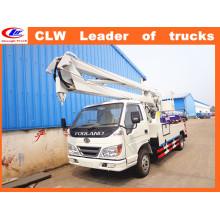 Camions d'opération haute altitude Foton 4 * 2
