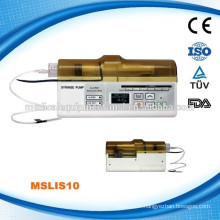 MSLIS10W Brand new accurate Portable Thalassemia Syringe Pump with CE approve