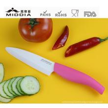 Couteau de cuisine en céramique 4,5 po, steak / charcuterie / couteaux à fruits