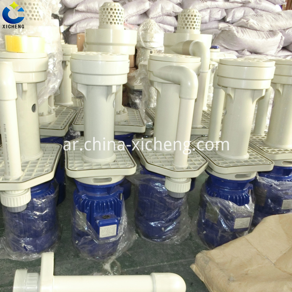 Chemical Resistant Pump