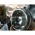 304 316 stainless steel jacketed platters