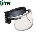 Casco antibalas Visor último Escudo facial antibalas