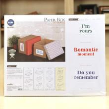 DIY Paper Gift Box Kit