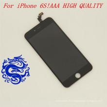 """Écran tactile LCD Digitize Assembly pour iPhone 6s 4.7 """"Meilleure qualité, LCD de téléphone cellulaire pour écran LCD iPhone 6s"""