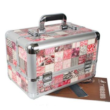 von Aluminium-Schmuck-Box-makeupcase