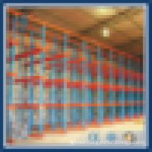 heavy duty storage FIFO/FILO drive in rack