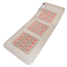 China Wholesale OEM 2021 Popular Product Electromagnetic Tourmaline Jade Photon Heating Mattress