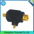 35-95mm2 TIG macho de soldadura de antorcha de cable posterior adptor