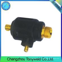 35-95mm2 TIG torche de soudure mâle arrière câble adptor