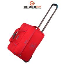 Chubont Waterproof Nylon Rolling Wheel Trolley Bag for Travel