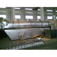 Secador de lecho fluidizado vibratorio especial para migas de pan