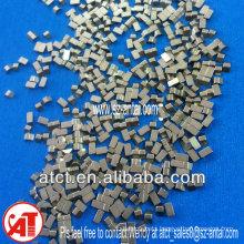 scrap neodymium magnet / trapezoid magnet / magnet electric