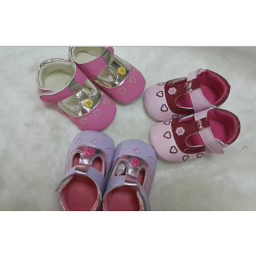 New Design Breathable Baby Shoes Cotton Infant Shoes (BH-6)