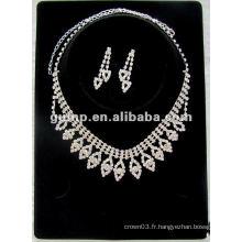 Dernier ensemble de bijoux de mariée (GWJ12-514)