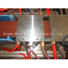 WPC-Decking-Brett, das Maschine herstellt