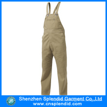 China Manufacture European High Quality Men Construction Workwear Overalls