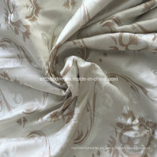 2016 Morden Tejido de tela de poliéster suave textil de la cortina