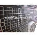 Não - ligas Mild --- recém Rectangular Steel Pipe