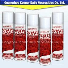 Hot Sale perfumado aroma orgânico ar ambientador spray